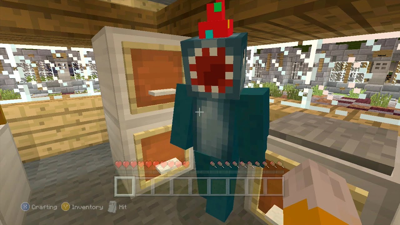 Minecraft Xbox - Deadland - Filing Cabinets {1} - YouTube