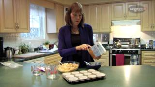 Quick Grain Free Muffin Recipe With Janet Jacks