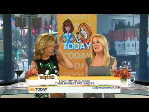Kathie Lee And Hoda Drink To Red Wine Study