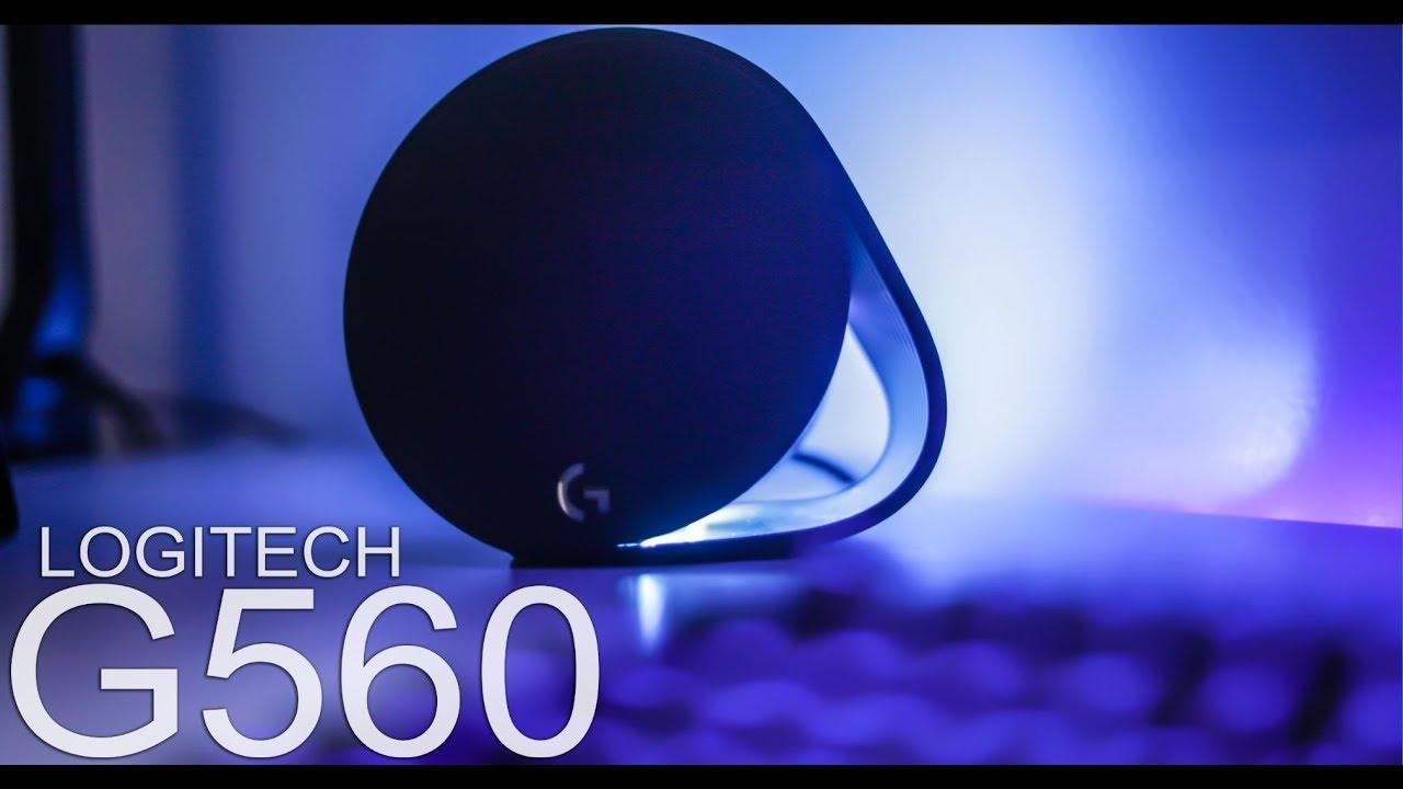 Logitech G560 RGB Speakers   Top Speakers for Gamers?