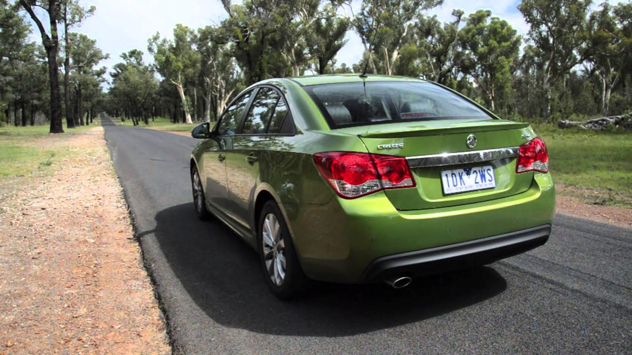 2015 Holden Cruze Sri 0 100km H Amp Engine Sound Youtube