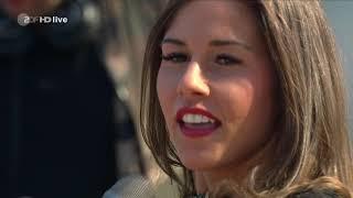 Stereoact feat. Sarah - Wunschkonzert - ZDF Fernsehgarten 16.09.2018
