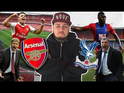 Arsenal v Crystal Palace   We Just Have To Keep On Winning   Match Preview