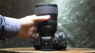 Sony 135mm F1.8 G Master Review