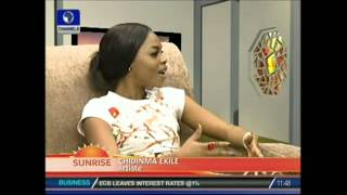 Project Fame West Africa 2010 Winner; Chidinma on Sunrise Saturday