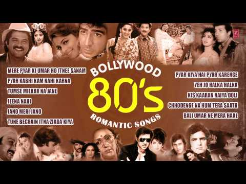 : 80s Romantic Songs  Bollywood Romantic Songs  Jukebox