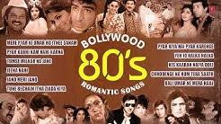 Official: 80's Romantic Songs   Bollywood Romantic Songs   Jukebox