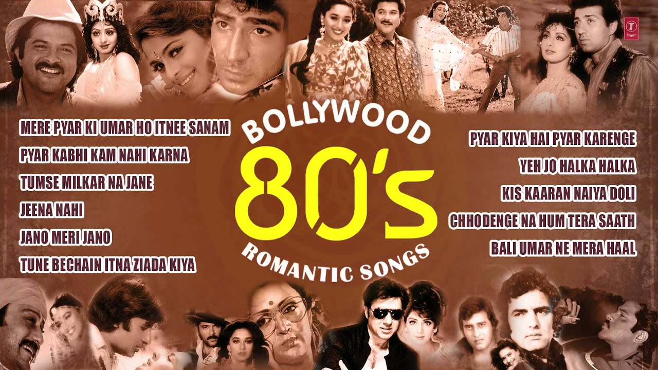 Top 100 Bollywood Evergreen Songs