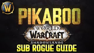 Pikaboo's Ultimate Shadowlands ROGUE GUIDE - How to Get Gladiator in Arena