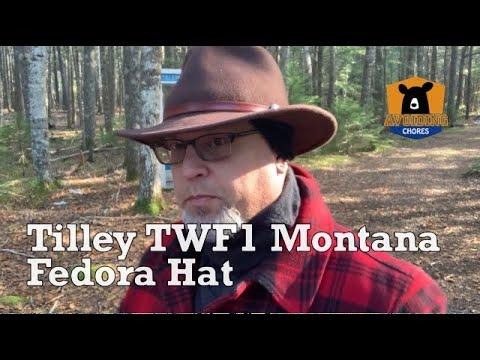 Tilley TWF1 Montana Fedora