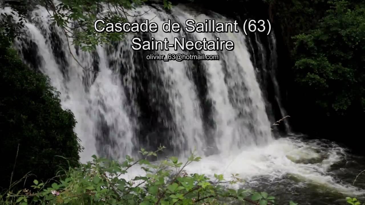 Cascades d'Auvergne - Cascade de Saillant - Saint-Nectaire (63)