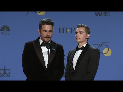 James Franco hails Oprah's Globe speech