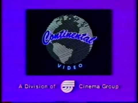 Continental home video movie logo