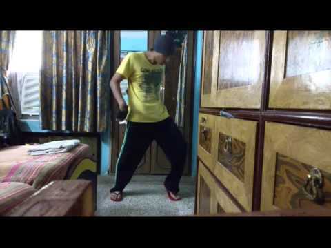 Dubstep music dance