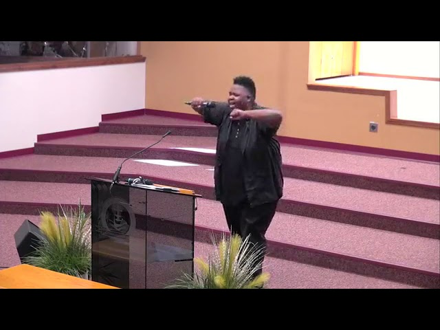 (8-16-20) Minister Camille Monk - Whats In You?
