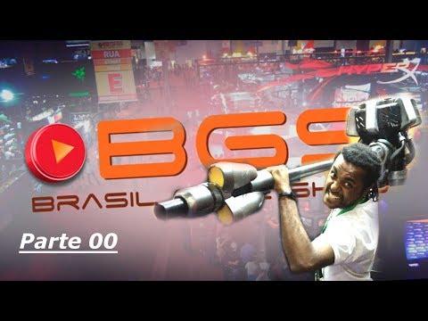 BGS 2018 !!! Abertura !!! Encontro Marcado !!! Bora Curtir a Feira !!! Vlog BGS 2018 #00