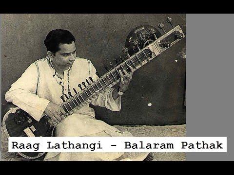 Raag Lathangi(Raag Surabhi) - Balaram Pathak - Vinod Pathak(Tabla)