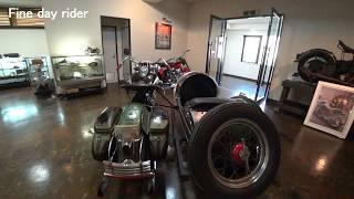日本一の ビンテージ ハーレー ディーラー 船場のお披露目会 vintage HarleyDavidson