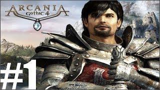 Zagrajmy w Arcania: Gothic 4 Odc.1 - Pasterzem być