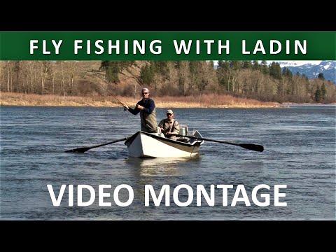 Fly Fishing Montana Clark Fork April Float