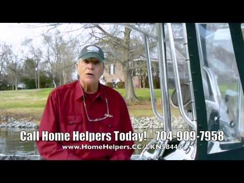 Capt. Gus in a Home Helpers Video - Short Version
