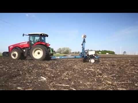 Versatile - MFWD Tractors on