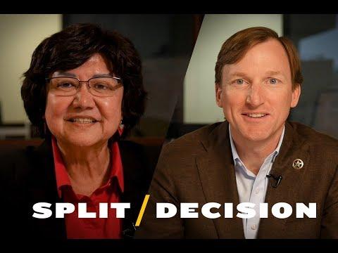 Meet Lupe Valdez and Andrew White, the Democrats vying to challenge Gov. Greg Abbott