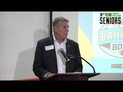 10YS - Bahamas Bowl Pep Rally Press Conference