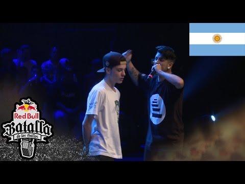 MKS vs SOK - Octavos: Final Nacional Argentina 2016 - Red Bull Batalla de los Gallos