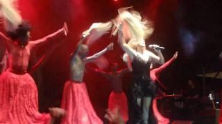 Daniela Mercury - Oyá por nós - Salvador 29/01/2011