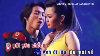Karaoke Hờn Anh Giận Em song ca với Ngọc Anh Vi HD