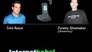 Http://www.internetbabel.com an informative conversation between two well known internet marketers. john reese and jeremy shoemaker aka shoemoney.