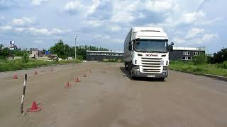 Тестирование водителей категории С+Е (Киев, +380956822085)