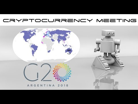 Cryptocurrency and Digital Cash To Be Discussed at G20 Meetings