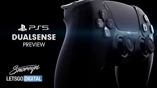 Sony DualSense Controller and PS5