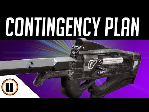 Destiny 2 | The Contingency Plan Dead Orbit Scout Rifle | PVP Gameplay Review