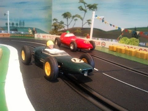 Scalextric For Ever…