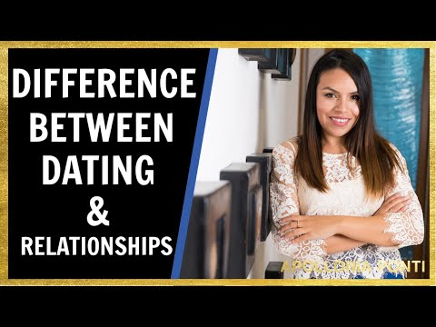 difference between dating and a relationship yahoo