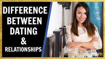 Difference Between Dating And Relationships | From Casual To Committed!