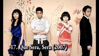 Video My Top 33 Korean Dramas - 2005-2012 download MP3, 3GP, MP4, WEBM, AVI, FLV Februari 2018