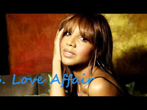 Toni Braxton- Top 8 Songs HD