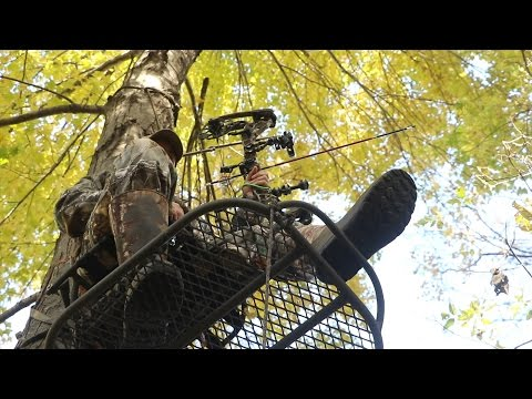 5 Tips For Pulling An All-Day Treestand Sit
