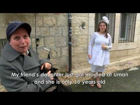 The Orthodox jewish neighborhood of  Mea She