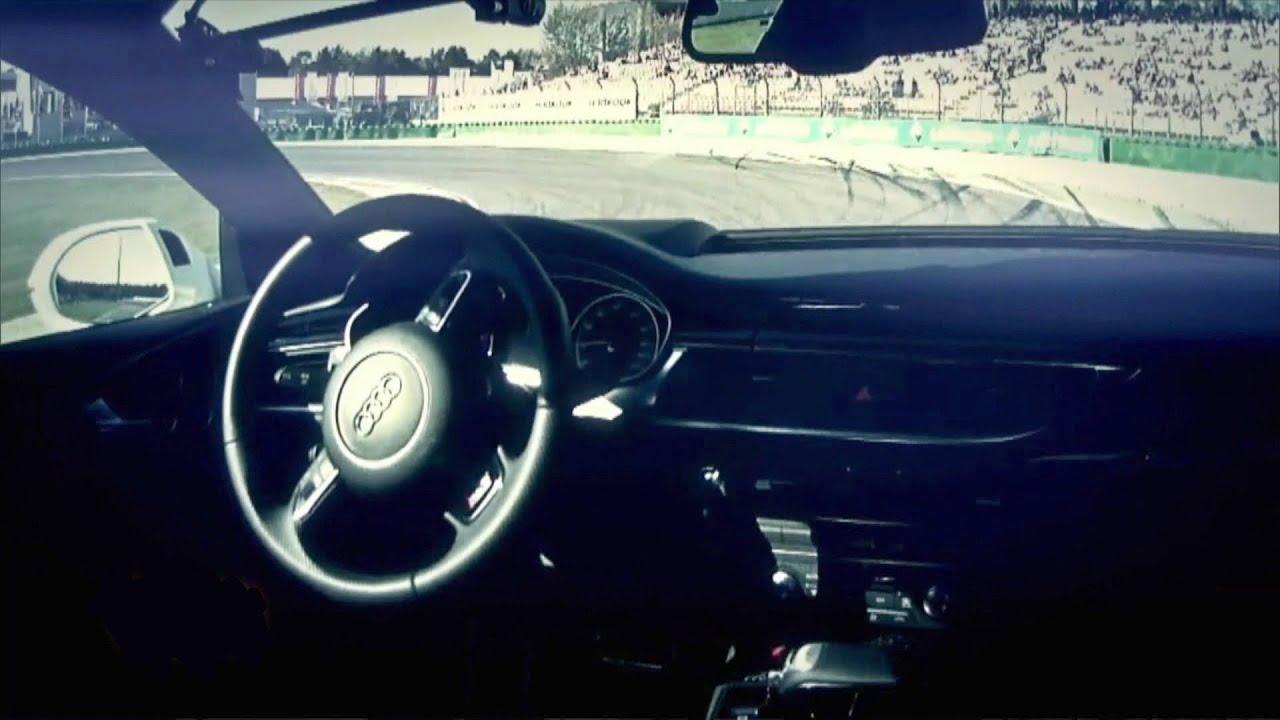 Niki Schelle vs. autonomer Audi RS7 - GRIP - Folge 313 - RTL2