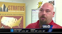 Flu Prevention in the Office on KMBC News with Stratus Building Solutions
