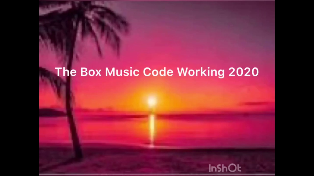 Roblox Music Code The Box By Roddy Ricch Youtube