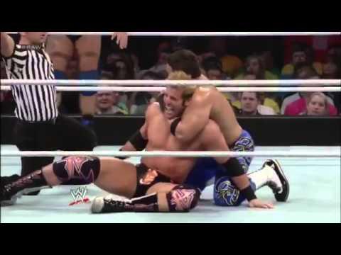 WWE Raw 11/5/12 Full Show Zack Ryder And Santino Marella vs Primo vs Epico (w/ Rosa Mendes)