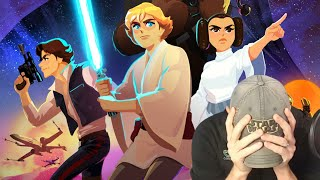 STAR WARS GALAXY OF ADVENTURES - MORE PROOF THAT DISNEY DOESN'T CARE