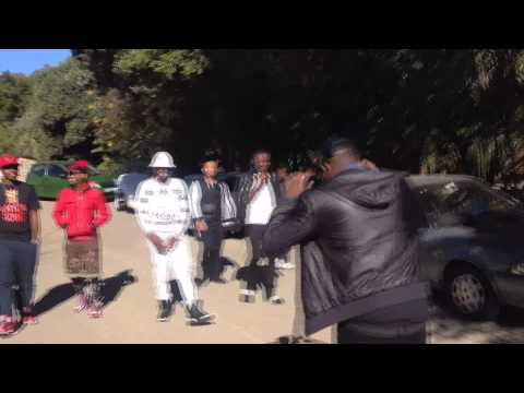 Ice Prince - N Word [Remix] (ft. AKA) (Behind The Scenes)