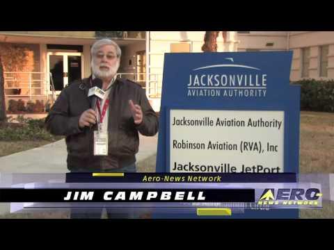 Aero-TV:  A New Milestone - FAA Certifies Cecil Field Spaceport
